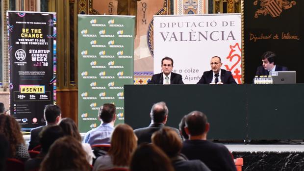 Jornada de Iberdrola y la Diputación en Valencia