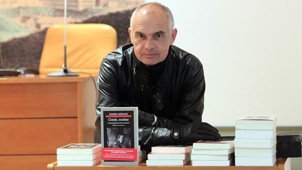 Sabino Méndez, músico y escritor, autor de numerosas letras de Loquillo y los Trogloditas