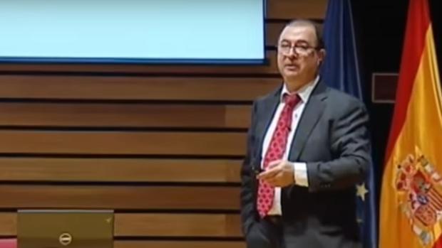 Sergio Arencibia, administrador de la empresa familiar canaria Emicela