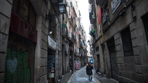 -Los narcopisos son un grave problema, especialmente en el centro de Barcelona