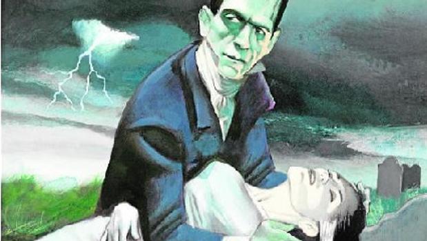 Frankenstein: el bello trazo de un monstruo