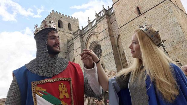 El 6, 7 y 8 de julio hay varias actividades dentro de las XIX Jornadas Medievales de Sigüenza