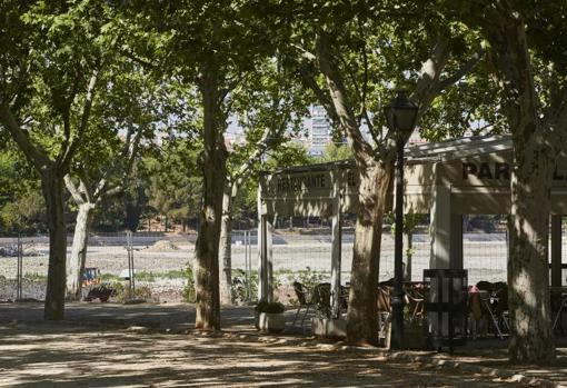 El Ayuntamiento De Madrid Prorroga Las Obras Del Lago De La
