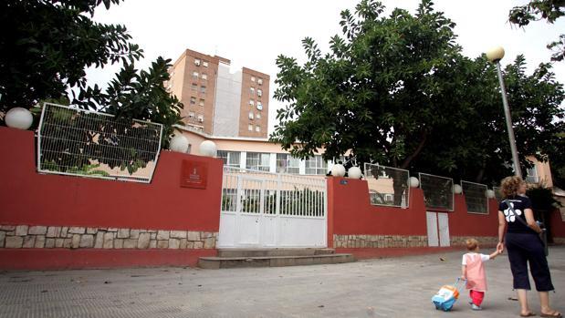 Imagen de archivo del centro de acogida de Valencia