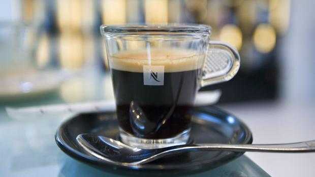 Imagen de archivo de una taza de café