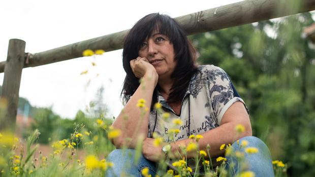 Sílvia Gallart, víctima del atentado de Barcelona, en Ripoll