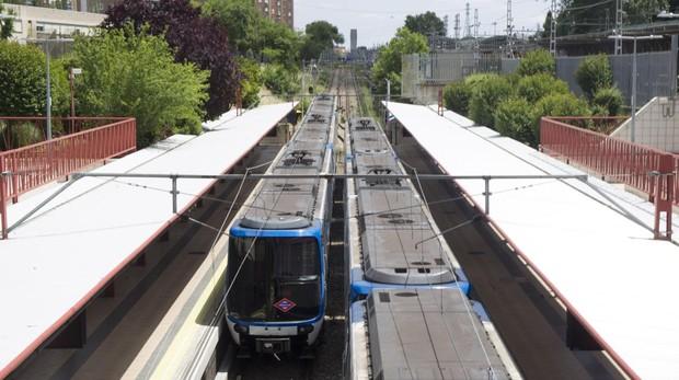 La agresión se produjo el viernes 21 de septiembre en el suburbano madrileño