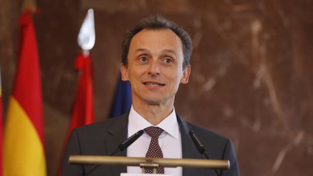 El ministro de Ciencia, Innovación y Universidades, Pedro Duque