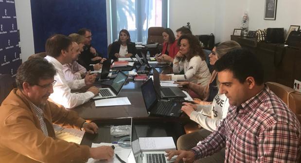 Reunión del Consejo de Dirección de Fomento en Talavera
