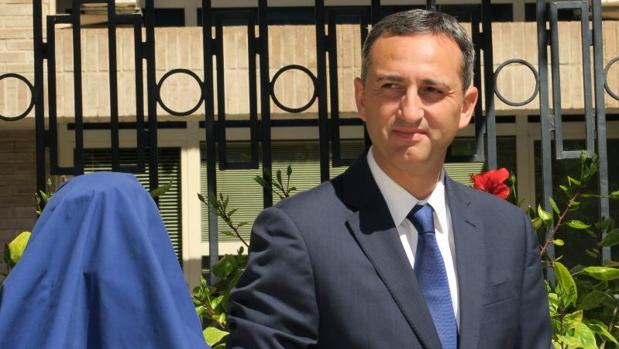 El presidente de la Diputación de Alicante, César Sánchez