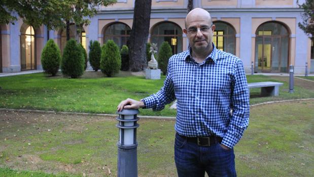 Antonio Mateos, persidente de la Academia de Cultura Gastronómica de Castilla-La Mancha