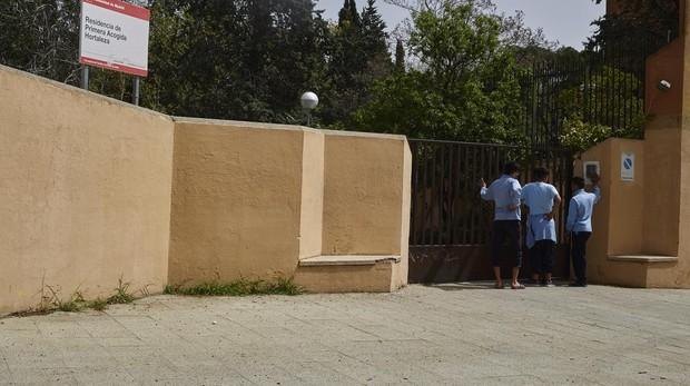 Menores extranjeros no acompañados en el centro de Hortaleza
