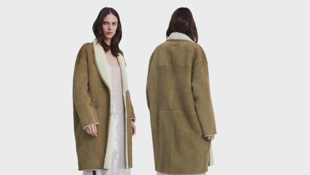 fotos oficiales f4bcc 9526f Un abrigo de Zara de 499 euros, agotado a las pocas horas de ...