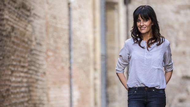 Imagen de Cristina Seguí tomada en una entrevista con ABC
