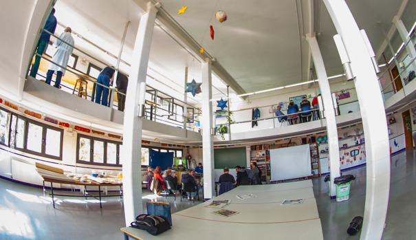 Imagen de las instalaciones de Casa Caridad Valencia