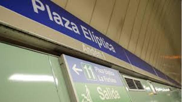 Imagen de archivo de la estación