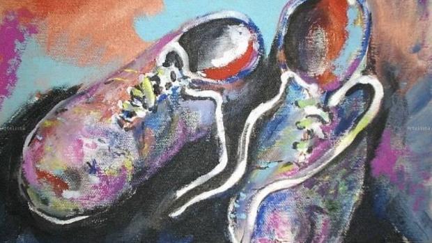 Zapatos, de Carlos Camacho