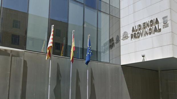 Sede de la Audiencia Provincial de Zaragoza