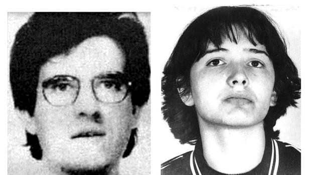 'Mikel Antza' y 'Anboto', en una fotografía de archivo