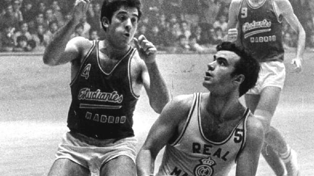 Semifinal de la Copa del Rey de 1970, entre el Real Madrid y Estudiantes