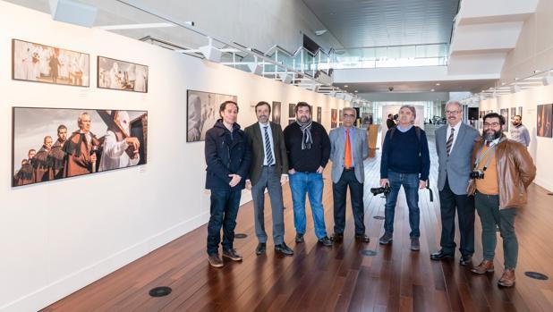 Apertura de la exposición foográfica de la Semana Santa de Castilla y León