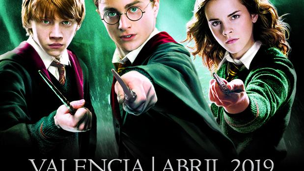 Valencia se convierte en la segunda ciudad española que acoge «Harry Potter: The Exhibition»