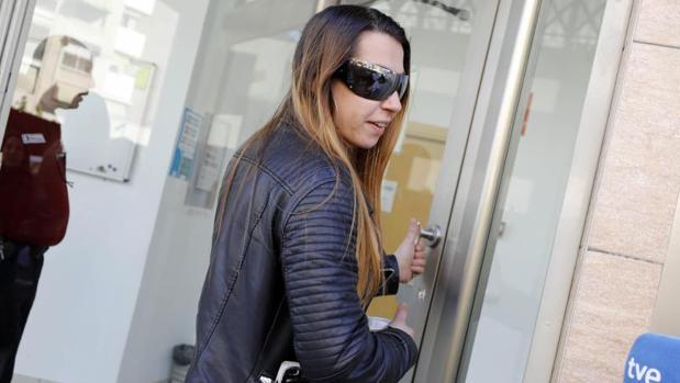 Vanesa, la amiga de la víctima que estuvo con ella en Nochevieja antes de que se marchara con los cuatro acusados de violarla
