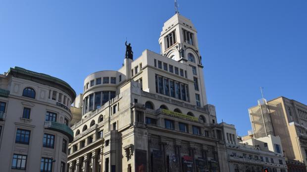 El Círculo De Bellas Artes El Edificio Más Moderno En El