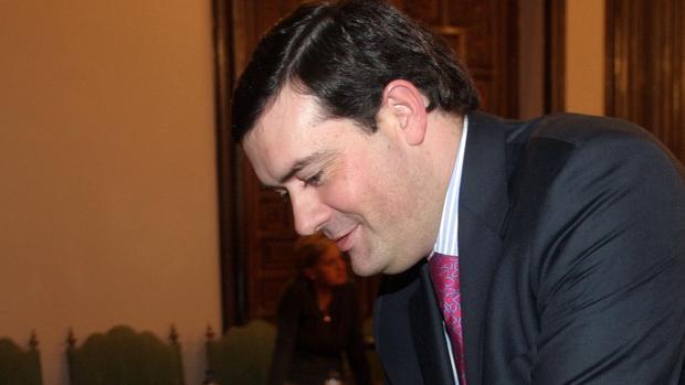 Ángel Macías, en una imagen de archivo