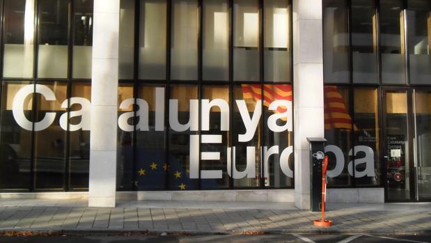 «Embajada» catalana en Europa