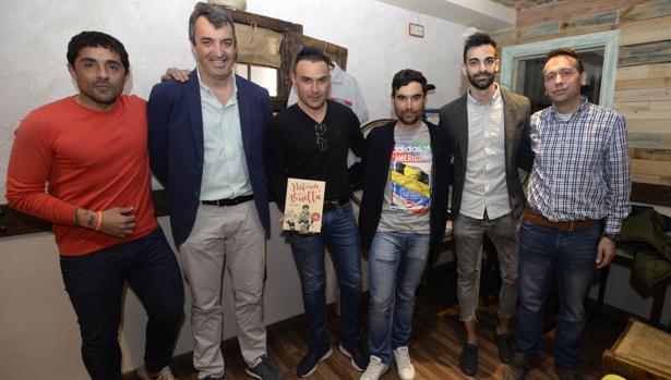 Presentación del libro «Historias de la Vuelta»