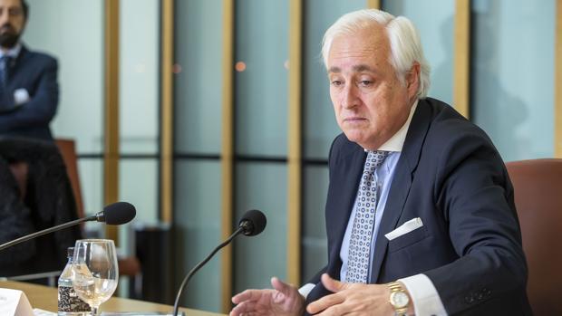 El presidente del TSJCyL, José Luis Concepción
