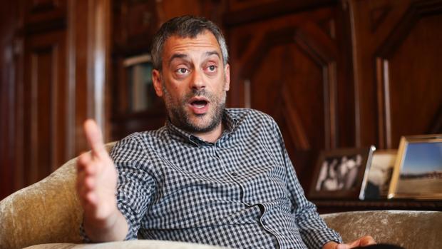 Xulio Ferreiro, alcalde de La Coruña por la Marea