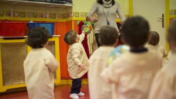 Guía práctica: las escuelas infantiles públicas de la Comunidad de ...