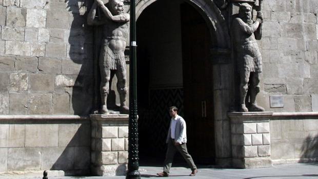 Palacio de los Luna, sede de la Audiencia Provincial de Zaragoza
