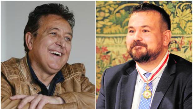 Manolo García y Juan Ramón Amores recibirán este año la medalla de oro de Castilla-La Mancha