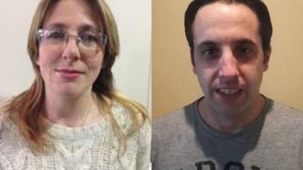 Rocío Pérez Trueva (36) y Jacob San Emeterio(37), candidatos de Podemos Laredo