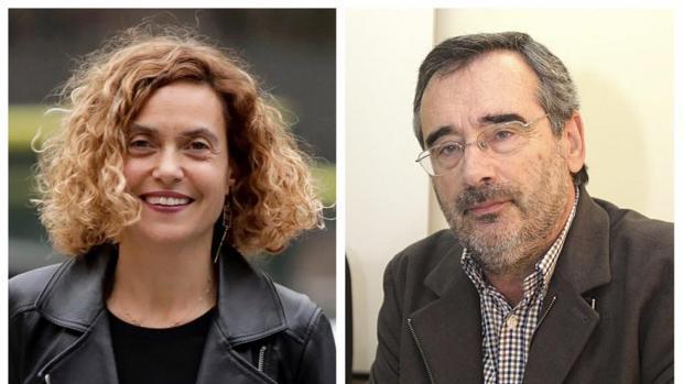 Meritxell Batet y Manuel Cruz, propuestos por Sánchez para presidir el Congreso y Senado respectivamente
