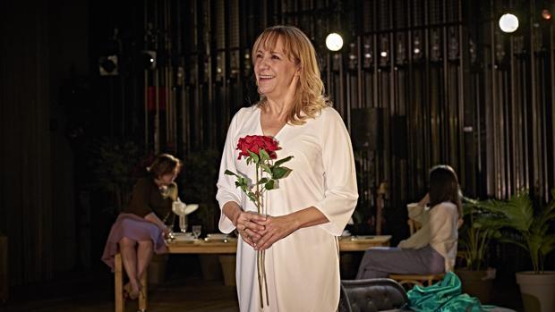 Blanca Portillo en ««Mrs. Dalloway»