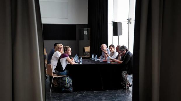 Comisión negociadora de Compromís y del PSPV-PSOE para el pacto de gobierno