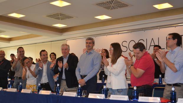 Álvaro Gutiérrez, elegido por aclamación