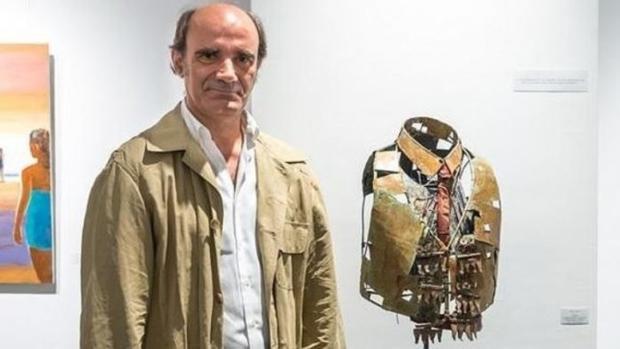 Pablo Lozano es, además de empresario y apoderado taurino, un reconocido escultor