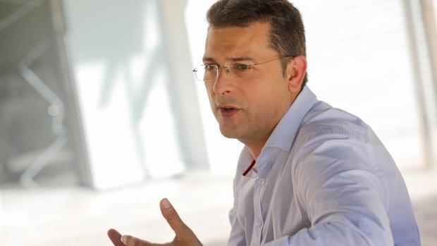 Juan Ramón Adsuara, en una imagen de archivo