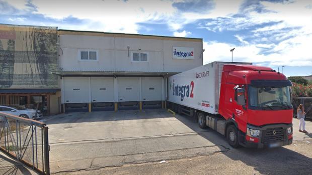 El trágico suceso ha tenido lugar en la empresa «Integra2» en el polígono industrial
