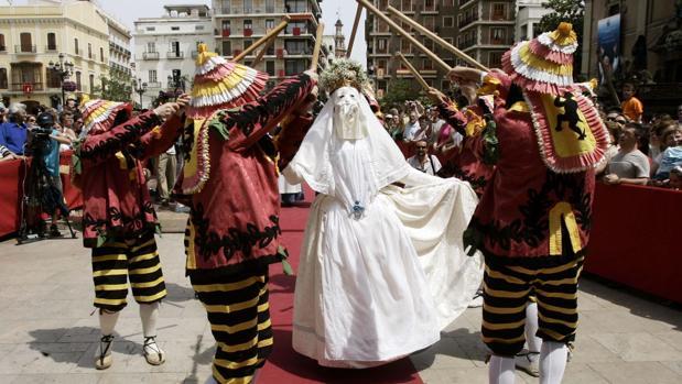 Corpus Christi: Fiesta del Corpus en Valencia 2019: horarios y ...