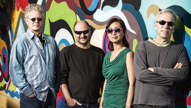 El Kronos Quartet, en una imagen promocional