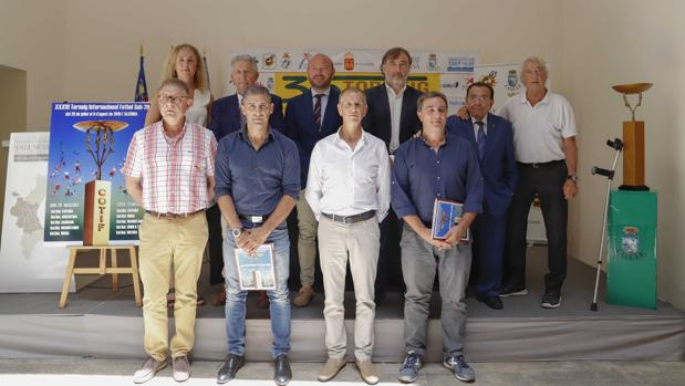 Presentación del COTIF en la Diputació de València
