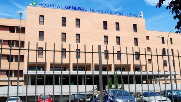 El hombre ha sido trasladado al hospital de Talavera de la Reina