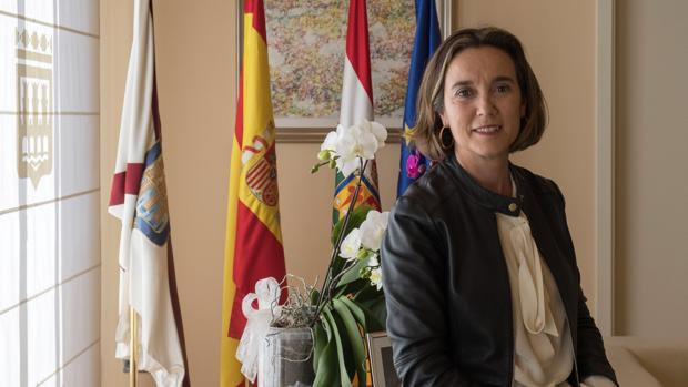 La vicesecretaria general de Política Social del PP, Concepción 'Cuca' Gamarra