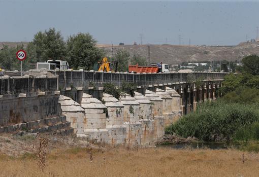 El Puente Largo de Aranjuez se cortará por obras durante